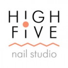 High Five nail studio Логотип